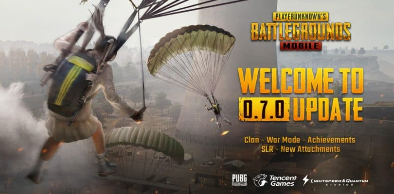 PUBG MOBILE - 0 7 0 Patch Notes - All Patch Notes