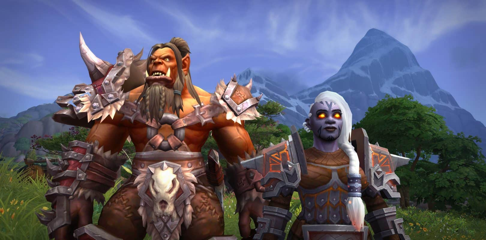WoW - New Races | Dark Iron Dwarves and Mag'har Orcs - All