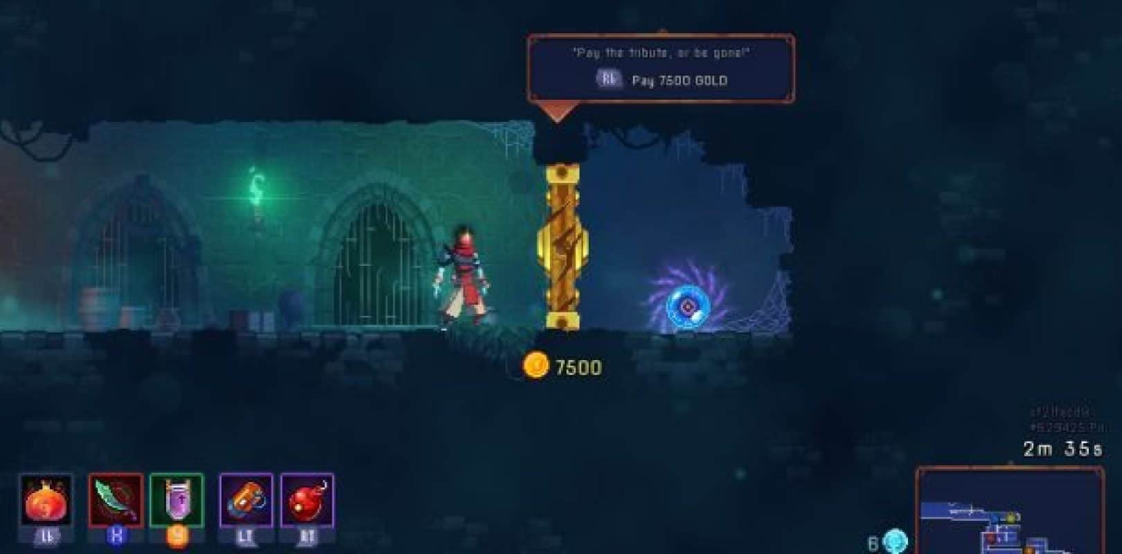 Dead Cells – 1 0 2 Patch Notes - All Patch Notes