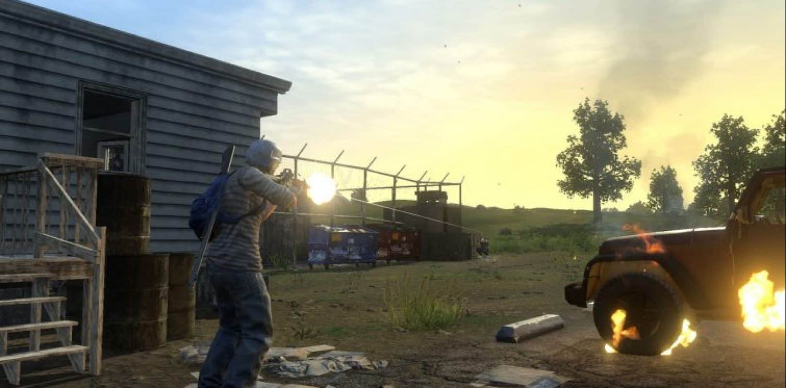 H1Z1 - PS4 Patch Notes | 15 08 2018 - All Patch Notes