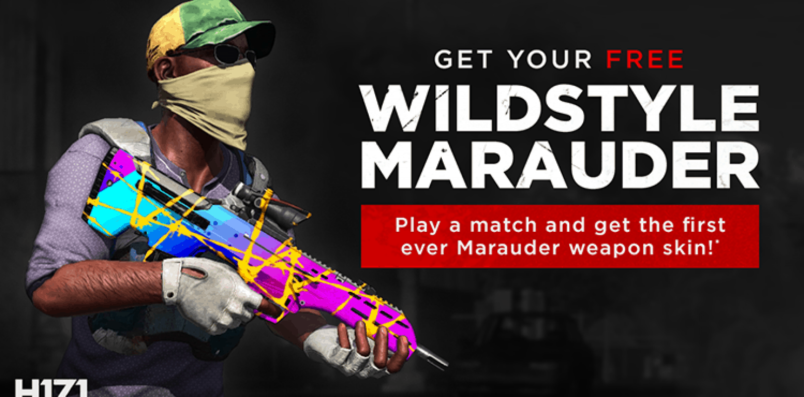 H1Z1 - How to Get Free Skin | WILDSTYLE MARAUDER - All Patch