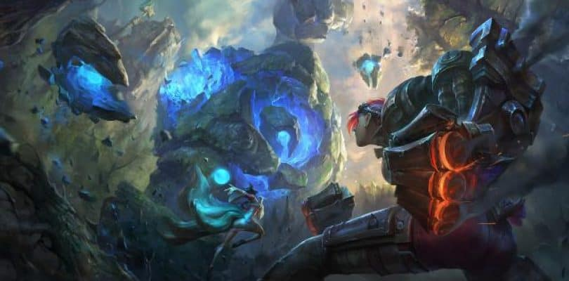 League of Legends – 8 16 Patch Notes - All Patch Notes