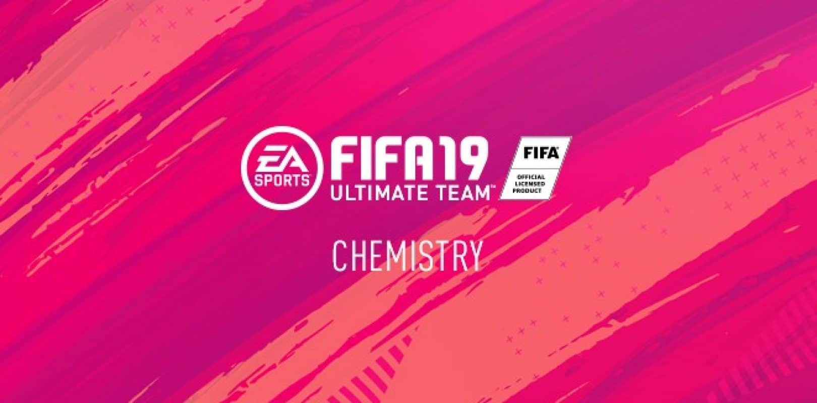Fifa 19 - New Chemstry Style System - All Patch Notes