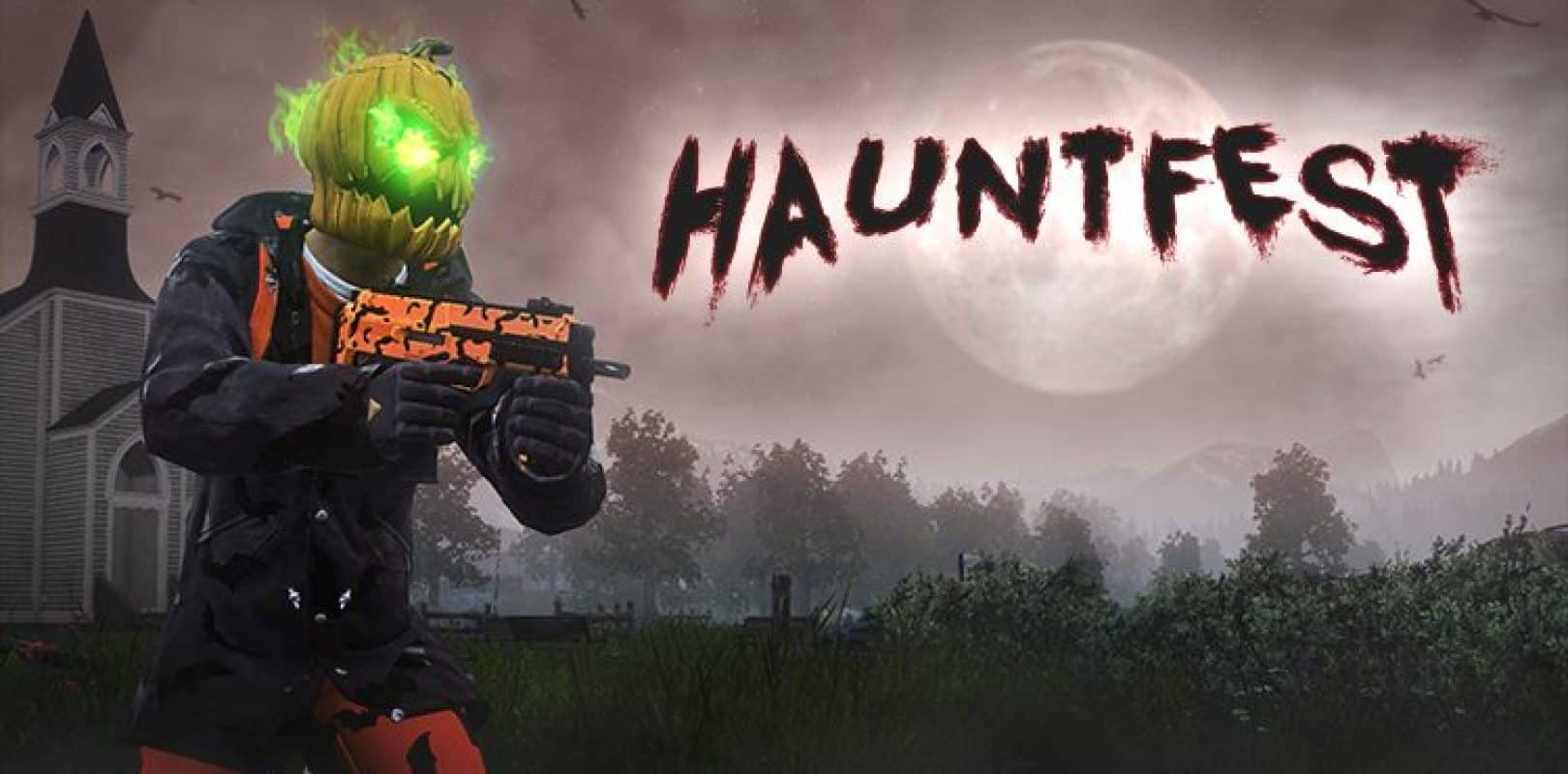 H1Z1 - HAUNTFEST! Game Update - All Patch Notes