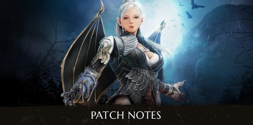 BDO – Patch Notes 17 10 2018 - All Patch Notes