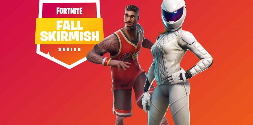 Fortnite – Fall Skirmish TwichCon 2018 | Price and Stage Details