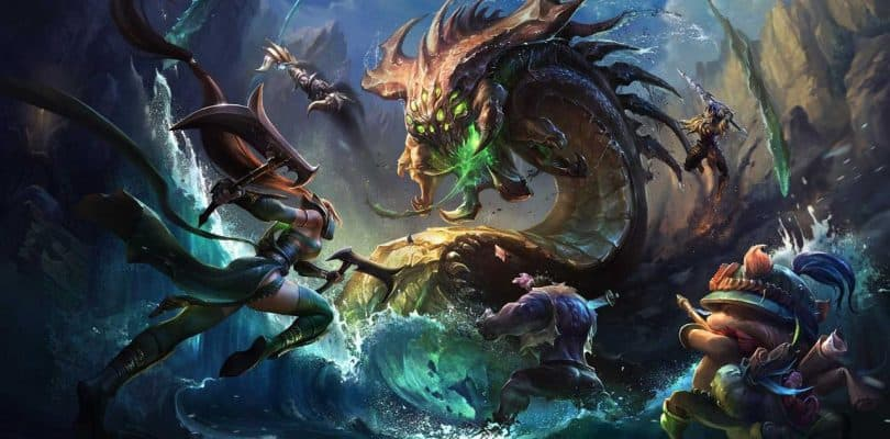 League of Legends – 8 21 Patch Notes - All Patch Notes