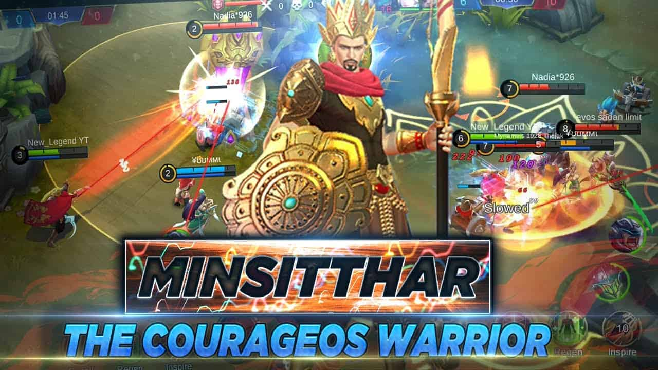 Mobile Legends – NEW HERO MINSITTHAR | 1 3 24 Patch Notes - All