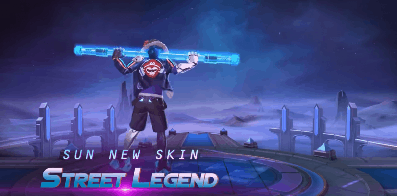 Mobile Legends: Bang Bang – NEW SUN SKIN – SUN STREET LEGENDS