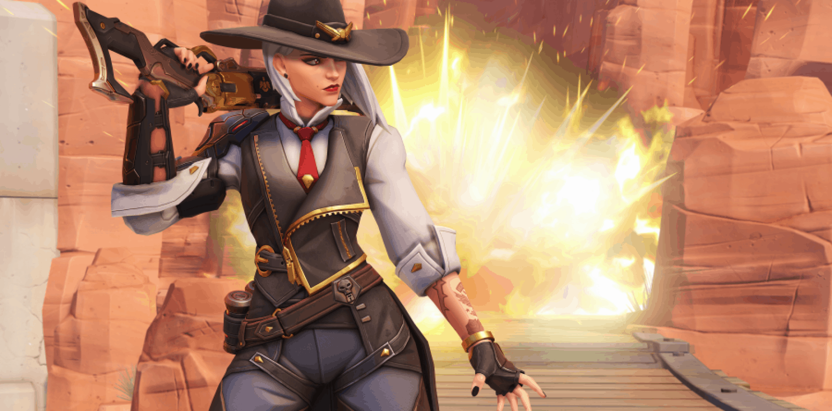 Overwatch 1 30 0 1 Patch Notes | NEW HERO ASHE ! - All Patch