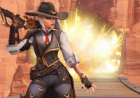 Overwatch 1.30.0.1 Patch Notes | NEW HERO ASHE !