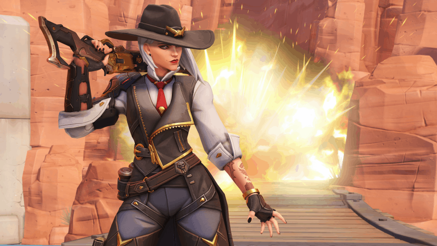 Overwatch 1 30 0 1 Patch Notes | NEW HERO ASHE ! - All Patch Notes