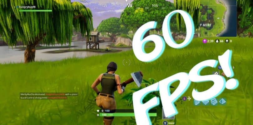 Fortnite is NOW 60 FPS ON MOBILE !