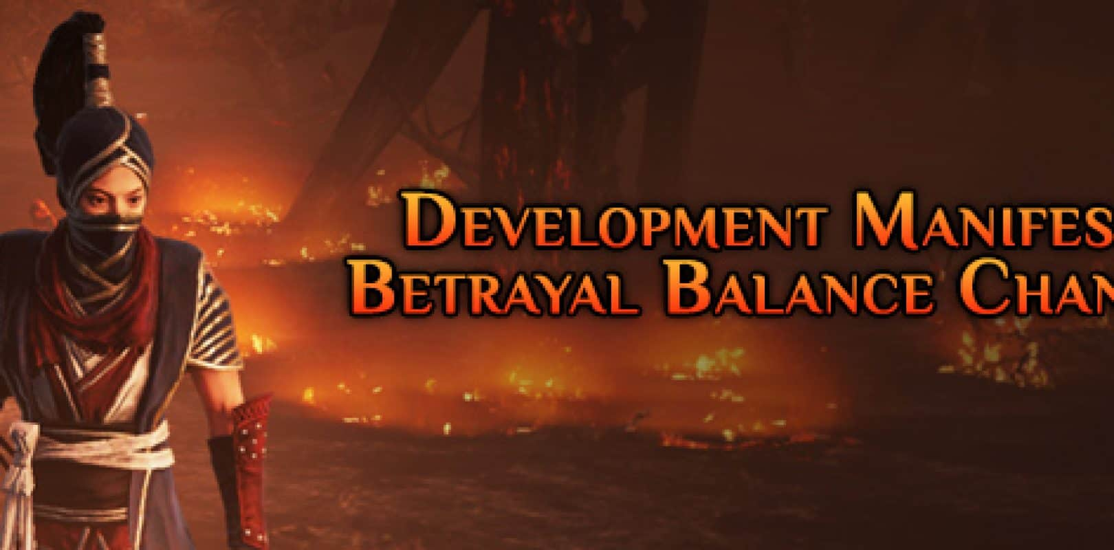 Path of Exile - Balance Changes in Betrayal Patch - All