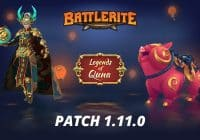 Battlerite Arena – 1.11 Patch Notes
