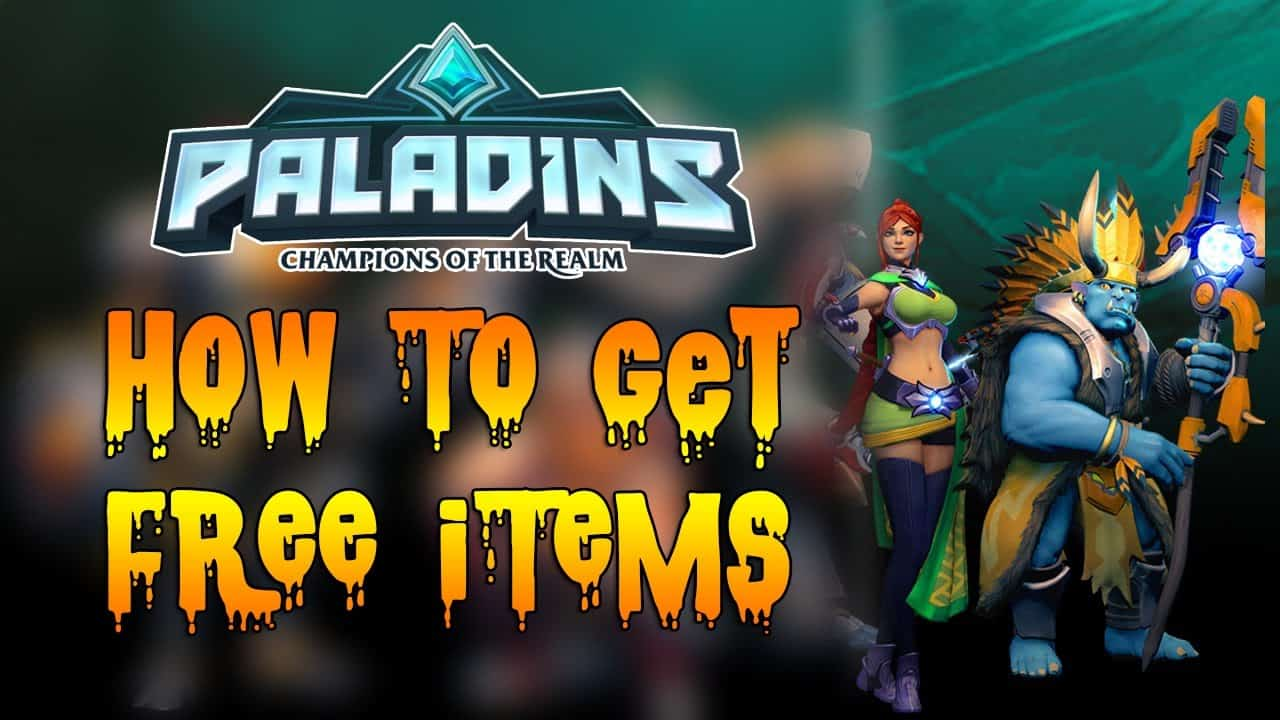Paladins - How to get FREE SKINS ! - All Patch Notes