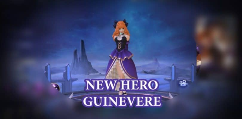 Mobile Legends – 1.3.52 Patch Notes – Ms. Violet GUINEVERE