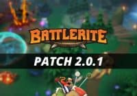 Battlerite Arena – 2.0.1 Patch Notes