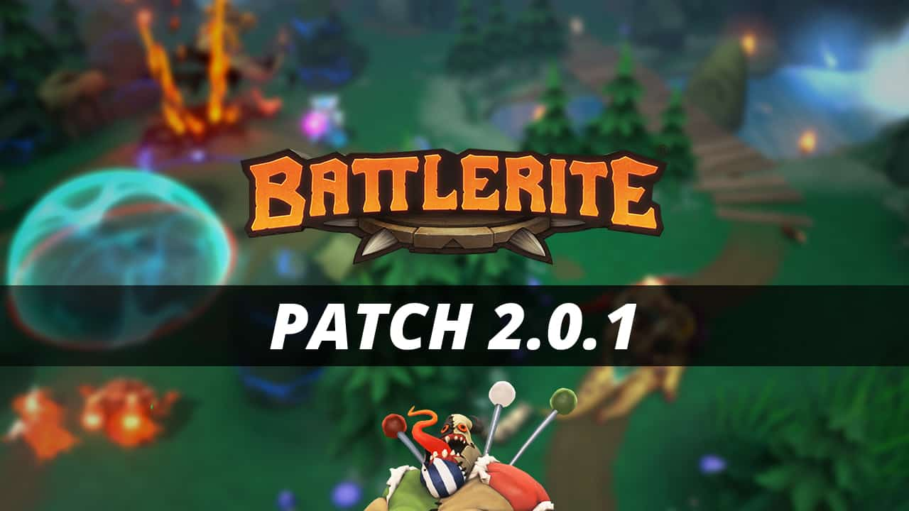 battlerite royale patch