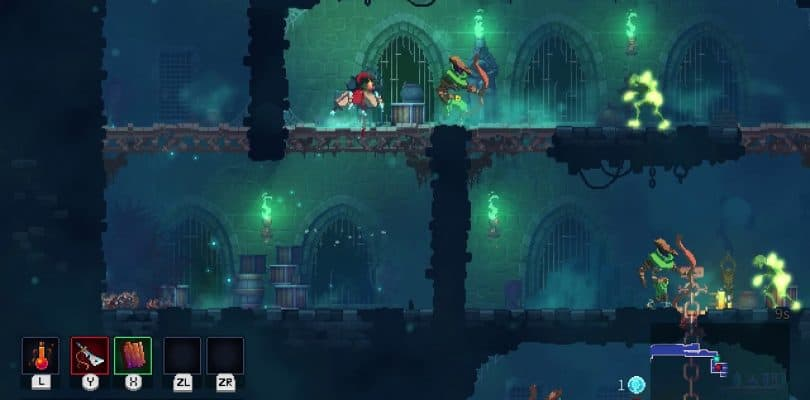 Dead Cells – 1.2.7 Patch Notes
