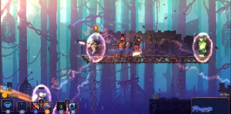 Dead Cells – 1.2.9 Patch Notes