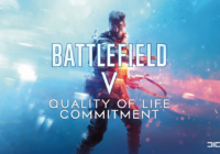 Battlefield V – Quality of Life Commitment