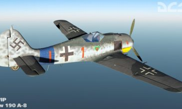 DCS: Fw 190 A-8 Available for Pre-Order NOW !