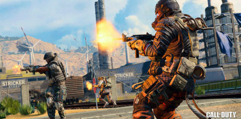 Call of Duty Black Ops 4 – Operation Grand Heist's UPDATE