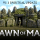 Dawn of Man – 1.1 Patch Notes | Spiritual Update