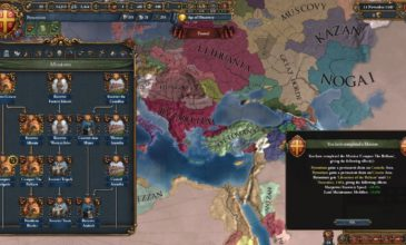 Europa Universalis IV - 1 28 Hotfixes, Patch Notes & Updates - All