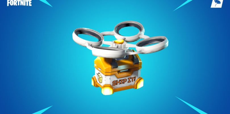 Fortnite – 9.10 Patch Notes | Rate of Supply Drops