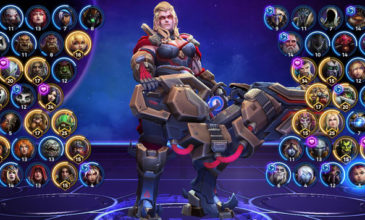 HOTS – 01.05.2019 Patch Notes | Caldeum Complex