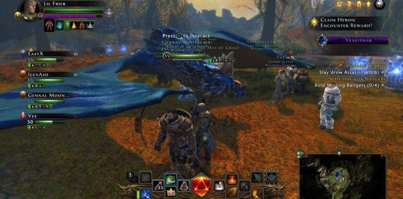 Neverwinter – 13.05.2019 Patch Notes