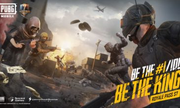 PUBG MOBILE – 0.12.5 Patch Notes   SEASON 7 IS HERE !