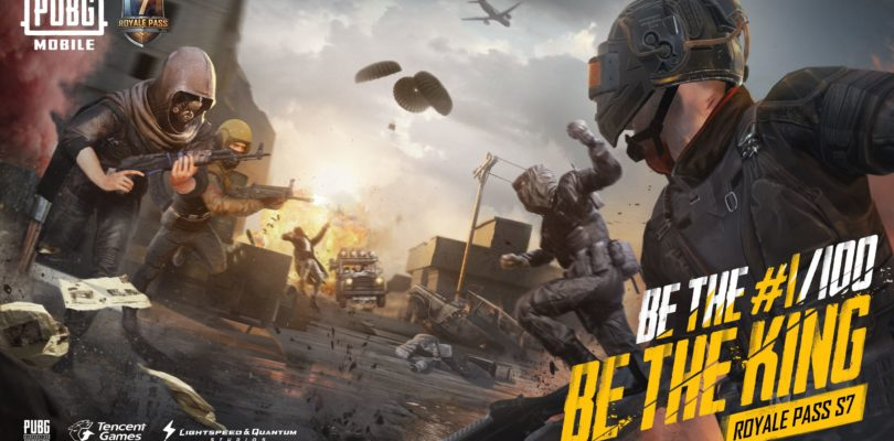 PUBG MOBILE – 0.12.5 Patch Notes | SEASON 7 IS HERE !