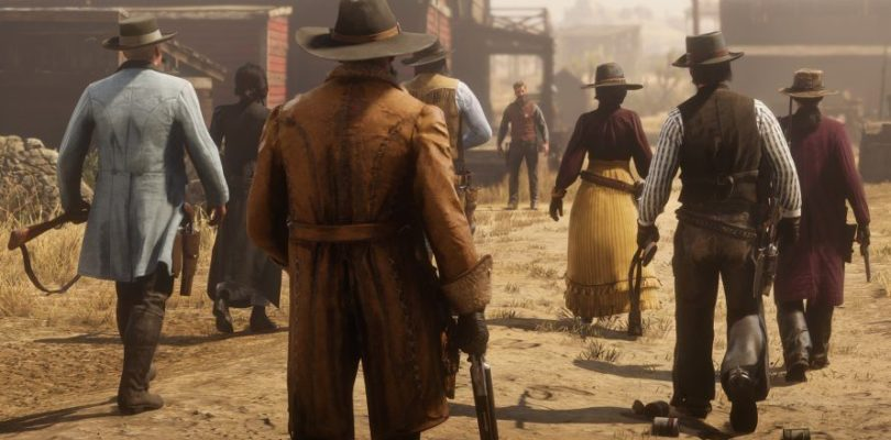 RDR 2 – Title Update 1.09 | Red Dead Online World Updates