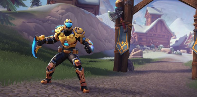 Realm Royale – Triple Next Frontier Battle Pass XP