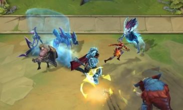 League of Legends – 9.14 Teamfight Tactics