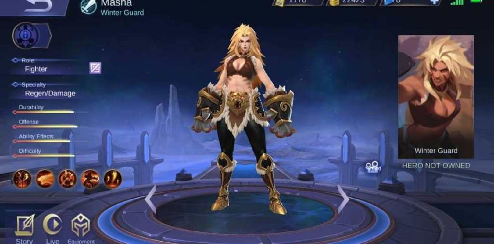 Mobile Legends – 1 3 94 Patch Notes | NEW HERO MASHA ! - All