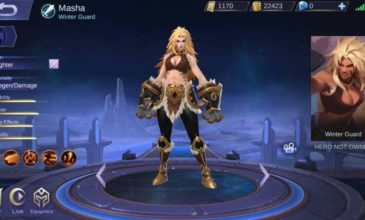 Mobile Legends – 1.3.94 Patch Notes | NEW HERO MASHA !