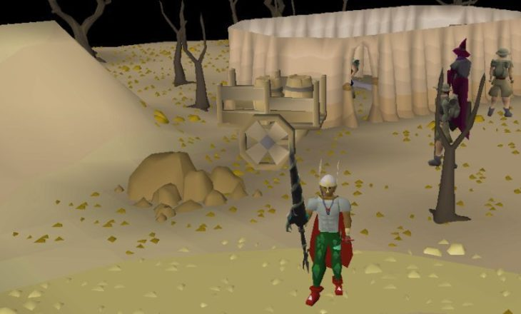 Runescape - Mining and Smithing BETA - All Patch Notes