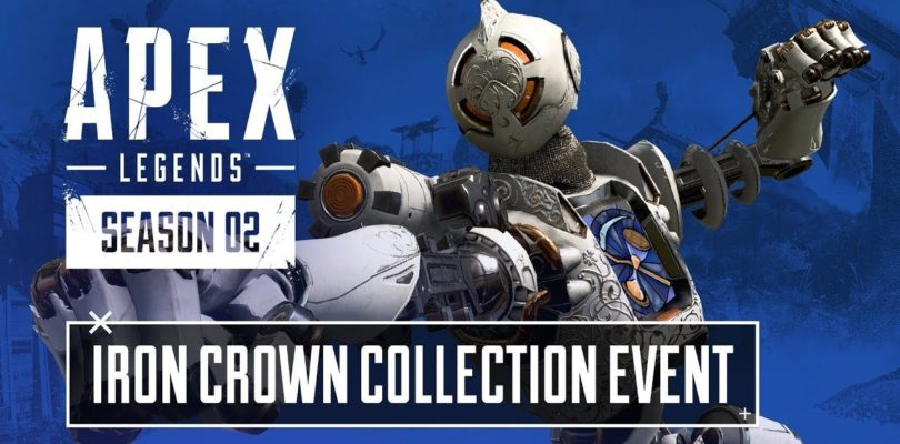 Apex Legends – **SOLO MODE PATCH NOTES   IRON CROWN EVENT