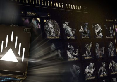 Warframe - All Patch Notes