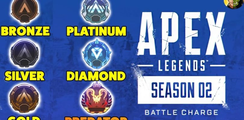 Apex Legends – Ranked League Series 2 COMING !