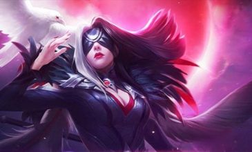 Mobile Legends – 1.4.16 Patch Notes   UPDATED HERO PHARSA!**