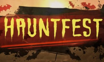 Z1 Battle Royale – HAUNTFEST EVENT !