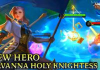 Mobile Legends – 1.4.22 Patch Notes   NEW HERO SILVANNA
