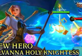 Mobile Legends – 1.4.22 Patch Notes | NEW HERO SILVANNA