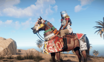 Rust – October 2019 Patch Notes   Horse Equipment Update